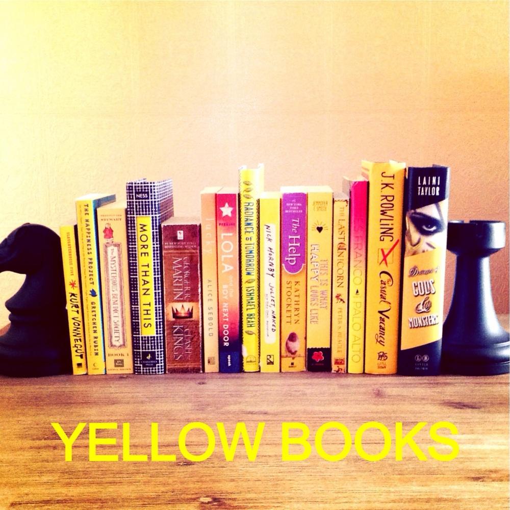 yellow stack